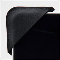 The Pad Strap Classic Black
