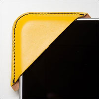 The Pad Strap Mellow Yellow
